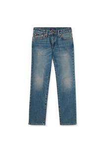 Calça Jeans Polo Ralph Lauren Skinny Azul