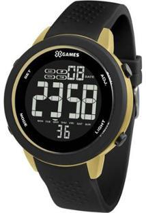 Relógio Masculino X-Games Digital Xmppd474-Pxpx - Unissex-Preto