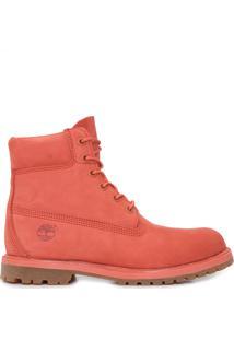 Bota Feminina Yellow Boot 6 Premium - Vermelho f7d14c7782bb4