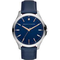bf76de7caf3 Relógio Armani Exchange Masculino Hampton - Ax2406 0An Ax2406 0An -  Masculino-Azul