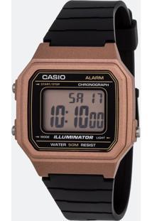 Relógio Unissex Casio W-217Hm-5A Digital 5Atm