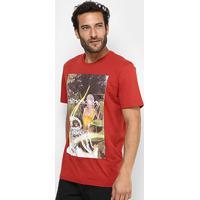 Home Roupas Masculinas Camisetas Skate. Camiseta Globe Basica Jungle Girl  Masculina - Masculino 521e7b17c25