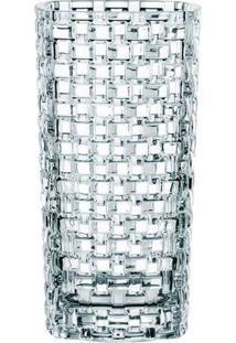 Vaso Bossa Nova Cristal 28 Cm Nachtmann