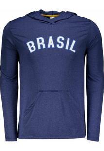 Blusa Brasil Jacui Masculina - Masculino