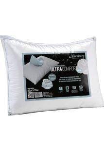 Travesseiro Ultracomfort- Branco- 70X50Cm- Altenaltenburg