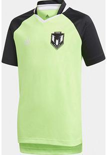 Camisa Infantil Adidas Jb M Icon Jsy Masculina - Masculino