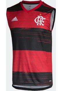 Regata Cr Flamengo 1 Adidas Masculina - Masculino