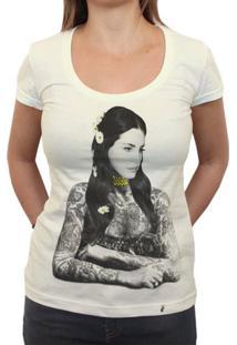 Lana Tattoo - Camiseta Clássica Feminina