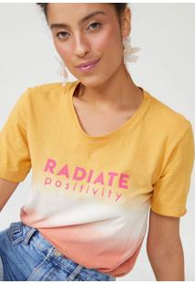 Amaro Feminino T-Shirt Tie Dye Radiate, Tie Dye Multi