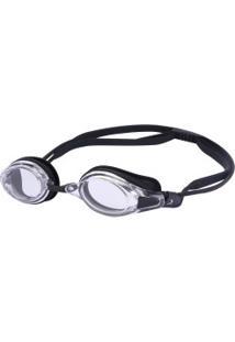 Óculos De Natação Oxer Scorpio - Adulto - Preto