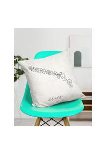 Amaro Feminino Design Up Living Capa De Almofada Signo 42X42, Áries