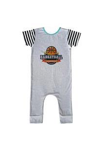 Pijama Longo Comfy Basketball