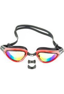 Óculos De Natação Mormaii Triathlon Espelhado Athlon - Unissex