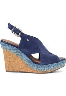 Sandália 152701 Azul Noite