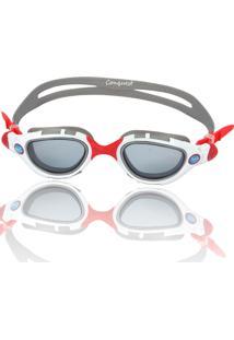 Óculos De Natação Conquest - Gold Sports