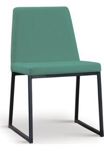 Cadeira De Jantar Yanka Azul Esverdeado