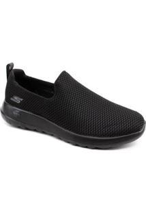Tênis Skechers Go Walk 4 Max 54600 - Masculino-Preto
