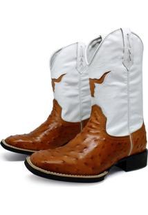 Bota Marconi Texana Country Boi
