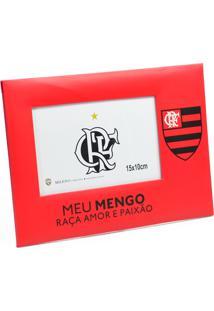 Porta Retrato Minas De Presentes Papelão Para Uma Foto 15X10Cm - Flamengo Vermelho