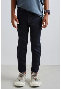 Calca Jeans Mini Pf Estique-Se +5562 Ron Reserva Mini Azul - Kanui