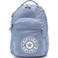 ddfa49392 Dafiti. Mochila Para Notebook Kipling Clas Seoul New Class Azul