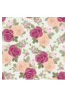Papel De Parede Autocolante Rolo 0,58 X 5M Floral 72011878