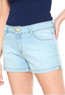 67fb6b516 Short Cintura Alta Estonado feminino | Shoes4you