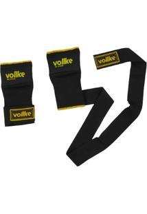 Bandagem Luva Gel Vollke System - Masculino