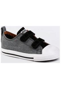 7205295304 Tênis Infantil Jeans Converse All Star Ck04790002