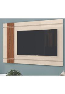 Painel Para Tv Até 65 Polegadas Orion Nature E Off White