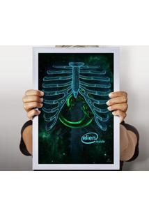 Poster Alien Inside