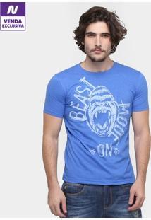 Camiseta Pretorian Beast Mode On Masculina - Masculino b4db27b870bde