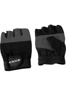 Luva De Musculação Kikos - Unissex