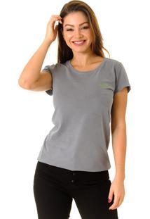 Camiseta Opera Rock T-Shirt Chumbo