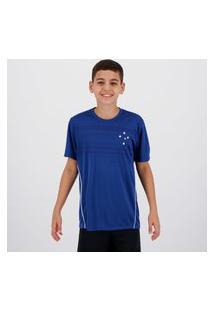 Camisa Cruzeiro Dribble Infantil