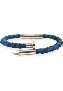 Pulseira Python Blue