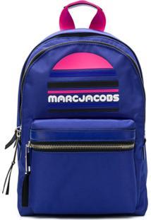 fb53660852 Marc Jacobs Mochila  Trek Pack  - Azul