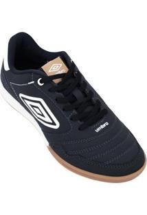 Tênis Umbro Futsal Street F5 Ii - Masculino-Preto+Branco