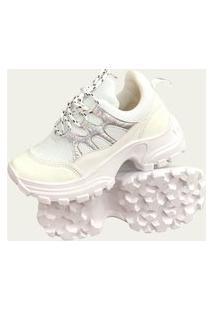 Tênis Sneaker Gait Betta Branco