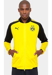 Jaqueta Puma Borussia Dortmund Masculina - Masculino