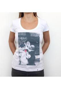 Mr. Mickey - Camiseta Clássica Feminina