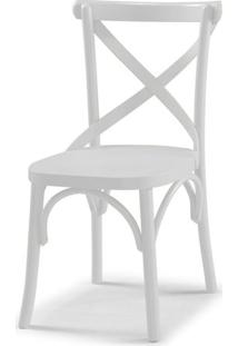Cadeira X Cor Branco - 31321 - Sun House