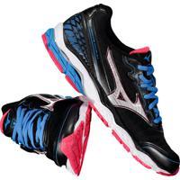50544db939ef7 Tênis Azul Mizuno feminino   Shoes4you