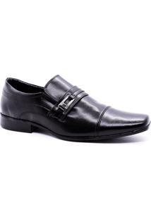 Sapato Social Masculino Verniz Parisi 70059