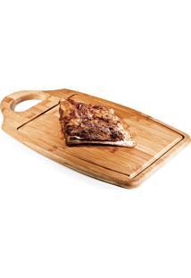 Tábua Para Alimentos Supreme 36 Cm Bambú