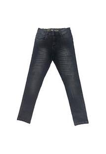 Calça Jeans Masculina Bore Jeans Juvenil