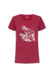 Camiseta Feminina The Perfect - Vermelho