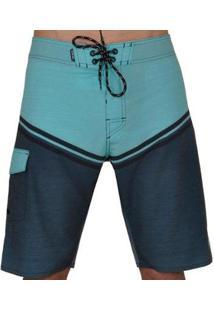 Bermuda Rip Curl Vertical - Masculino-Azul Claro