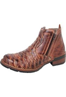 Bota Country Escamada Franboots