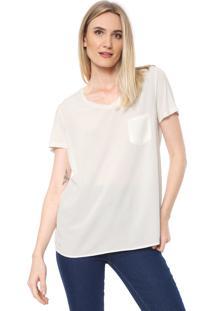 Camiseta Lez A Lez Bolso Off-White